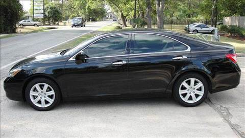2007 Lexus ES 350 for sale at Diesel Of Houston in Houston TX