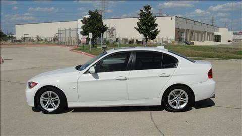 2008 BMW 3 Series for sale at Diesel Of Houston in Houston TX
