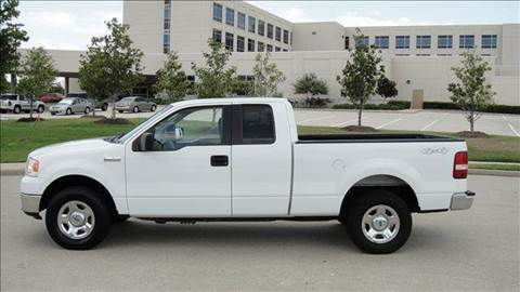 2006 Ford F-150 for sale at Diesel Of Houston in Houston TX