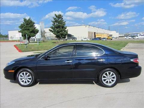 2002 Lexus ES 300 for sale at Diesel Of Houston in Houston TX
