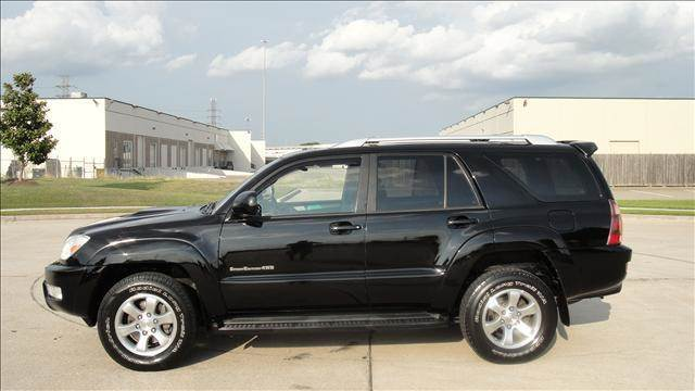 2004 toyota 4runner sr5 sport 4x4 in houston tx diesel. Black Bedroom Furniture Sets. Home Design Ideas