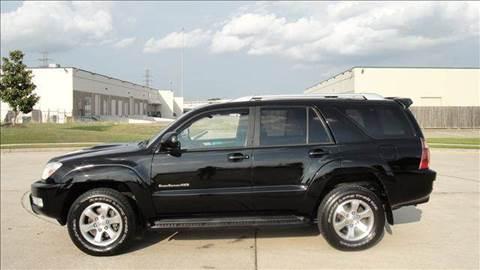 2004 Toyota 4Runner for sale at Diesel Of Houston in Houston TX