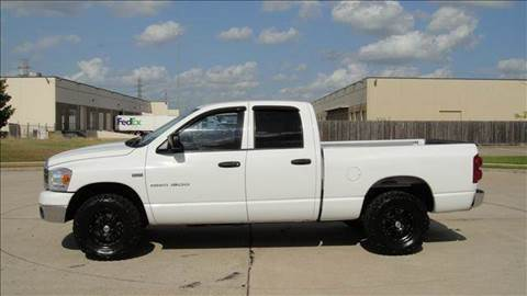 2007 Dodge Ram Pickup 1500 for sale at Diesel Of Houston in Houston TX
