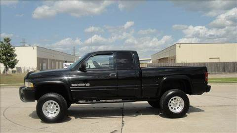2001 Dodge Ram Pickup 1500 for sale at Diesel Of Houston in Houston TX