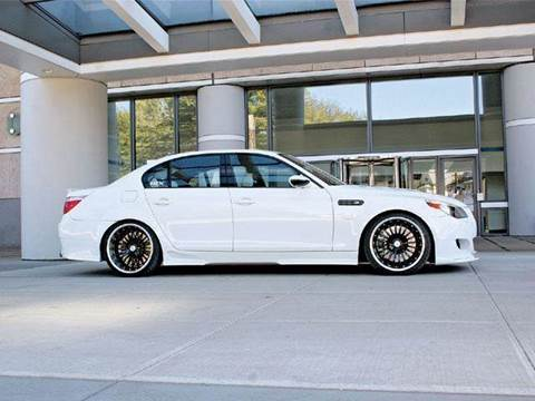 2008 BMW M5 for sale at Diesel Of Houston in Houston TX