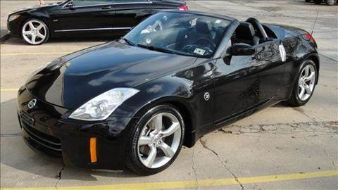 2008 Nissan 350Z for sale at Diesel Of Houston in Houston TX
