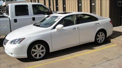 2008 Lexus ES 350 for sale at Diesel Of Houston in Houston TX