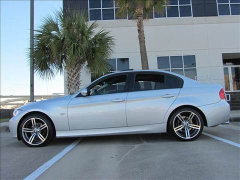 2007 BMW 3 Series for sale at Diesel Of Houston in Houston TX