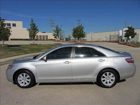 2009 Toyota Camry for sale at Diesel Of Houston in Houston TX
