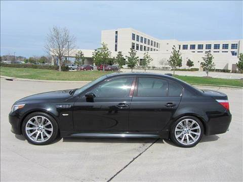 2006 BMW M5 for sale at Diesel Of Houston in Houston TX