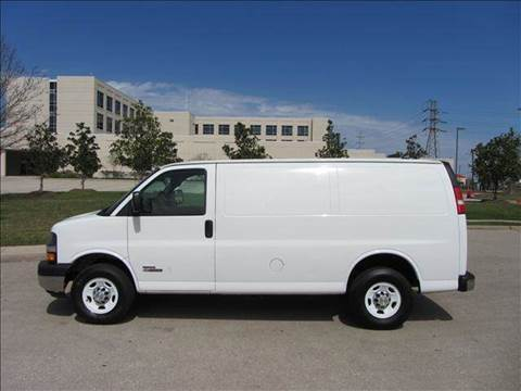2006 Chevrolet Express for sale at Diesel Of Houston in Houston TX
