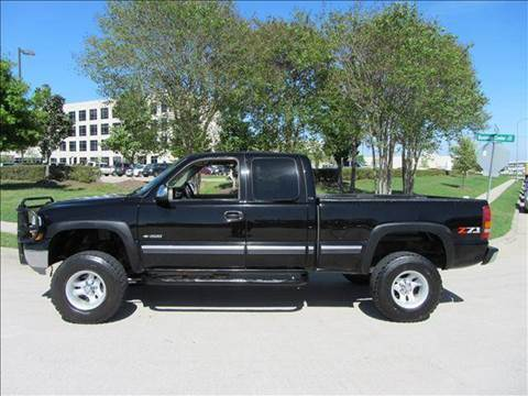 2002 Chevrolet Silverado 1500 for sale at Diesel Of Houston in Houston TX
