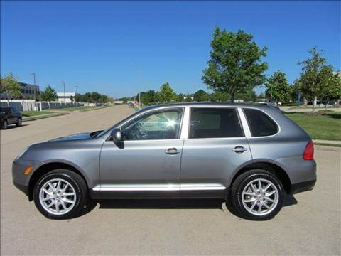2004 Porsche Cayenne for sale at Diesel Of Houston in Houston TX