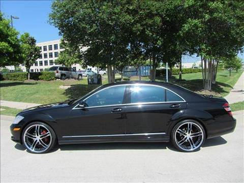 2007 Mercedes-Benz S-Class for sale at Diesel Of Houston in Houston TX