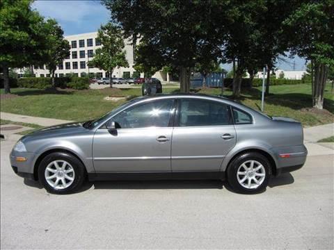 2004 Volkswagen Passat for sale at Diesel Of Houston in Houston TX