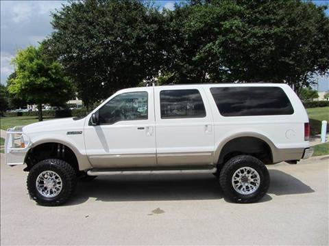 Ford Excursion For Sale In Houston Tx Diesel Of Houston