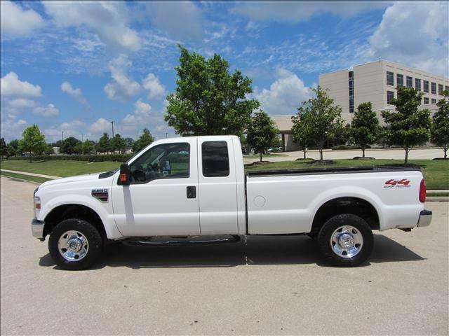 2008 Ford F 150 Fx4 In Houston Tx: 2008 Ford F-250 XLT DIESEL FX4 LWB NITTOs In Houston TX