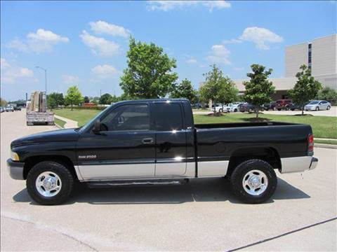 2002 Dodge Ram Pickup 2500 for sale at Diesel Of Houston in Houston TX