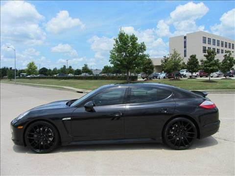 2011 Porsche Panamera for sale at Diesel Of Houston in Houston TX