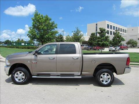 2010 Dodge Ram Pickup 2500 for sale at Diesel Of Houston in Houston TX