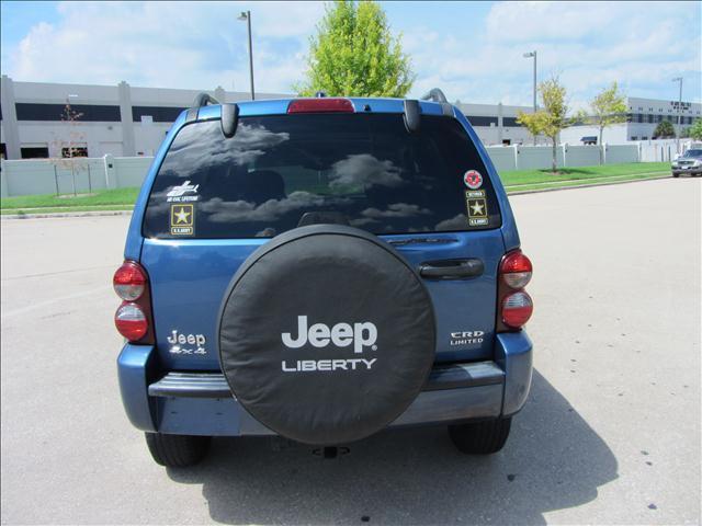 2005 Jeep Liberty Limited Crd Diesel 4x4 In Houston Tx Diesel Of