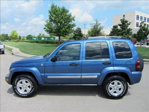 2005 Jeep Liberty for sale at Diesel Of Houston in Houston TX