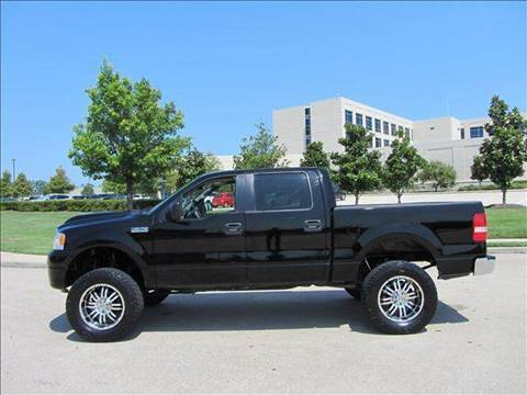2008 Ford F-150 for sale at Diesel Of Houston in Houston TX