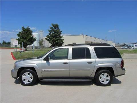 2003 Chevrolet TrailBlazer EXT for sale at Diesel Of Houston in Houston TX