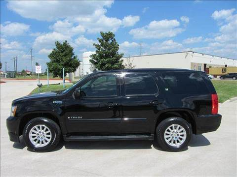 2008 Chevrolet Tahoe for sale at Diesel Of Houston in Houston TX