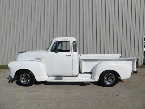 1954 Chevrolet Silverado 1500 for sale at Diesel Of Houston in Houston TX