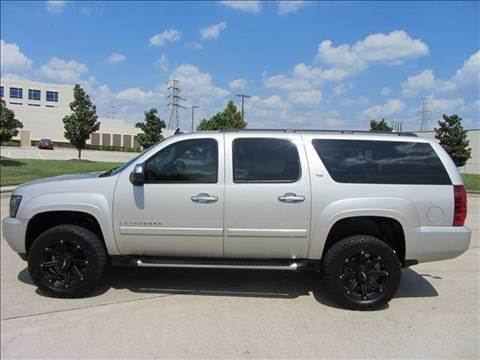 2008 Chevrolet Suburban for sale at Diesel Of Houston in Houston TX