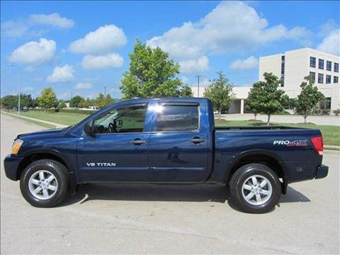 2008 Nissan Titan for sale at Diesel Of Houston in Houston TX