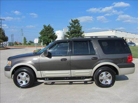 2005 Ford Expedition for sale at Diesel Of Houston in Houston TX