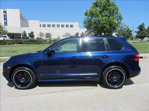 2009 Porsche Cayenne for sale at Diesel Of Houston in Houston TX