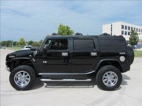 2006 HUMMER H2 for sale at Diesel Of Houston in Houston TX