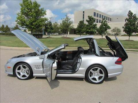 2009 Mercedes-Benz SL-Class for sale at Diesel Of Houston in Houston TX