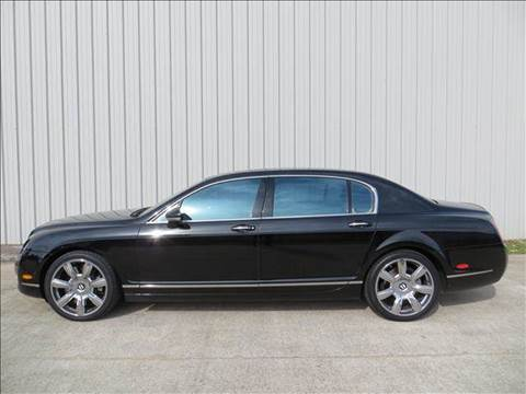 2006 Bentley Continental for sale at Diesel Of Houston in Houston TX