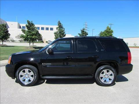 2007 GMC Yukon for sale at Diesel Of Houston in Houston TX