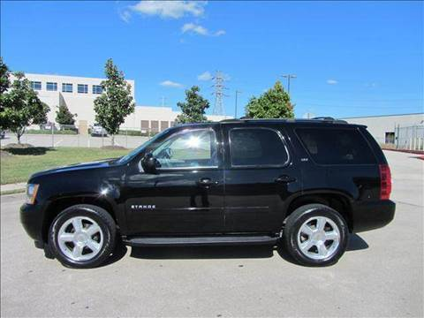 2007 Chevrolet Tahoe for sale at Diesel Of Houston in Houston TX