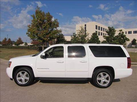 2007 Chevrolet Suburban for sale at Diesel Of Houston in Houston TX