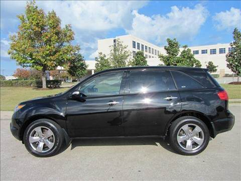 2007 Acura MDX for sale at Diesel Of Houston in Houston TX