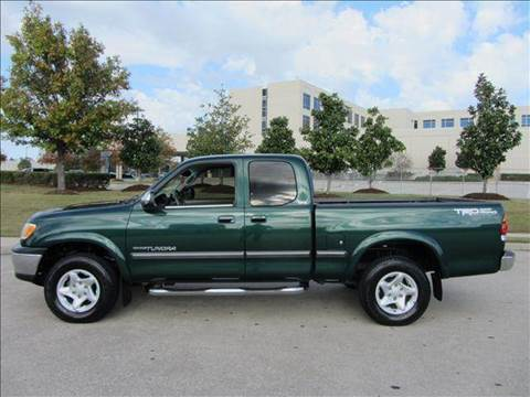 2001 Toyota Tundra for sale at Diesel Of Houston in Houston TX