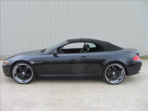 2006 BMW 6 Series for sale at Diesel Of Houston in Houston TX
