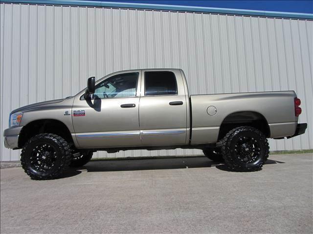 2008 dodge ram pickup 2500 slt lifted cummins 4x4 diesel in houston tx diesel of houston. Black Bedroom Furniture Sets. Home Design Ideas