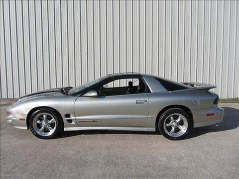 2000 Pontiac Firebird for sale at Diesel Of Houston in Houston TX