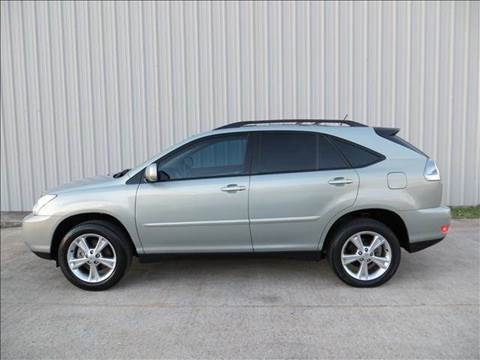 2006 Lexus RX 400h for sale at Diesel Of Houston in Houston TX