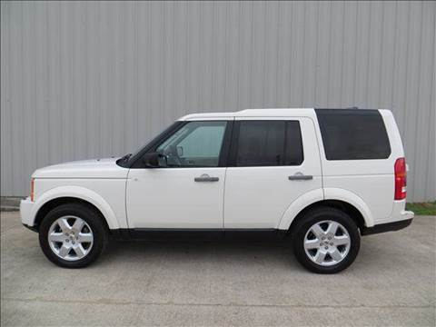 2009 Land Rover LR3 for sale at Diesel Of Houston in Houston TX