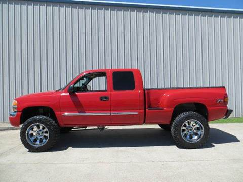 2003 GMC Sierra 1500 for sale at Diesel Of Houston in Houston TX
