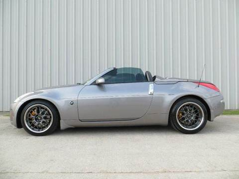 2007 Nissan 350Z for sale at Diesel Of Houston in Houston TX