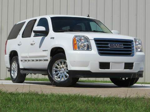 2008 GMC Yukon for sale at Diesel Of Houston in Houston TX
